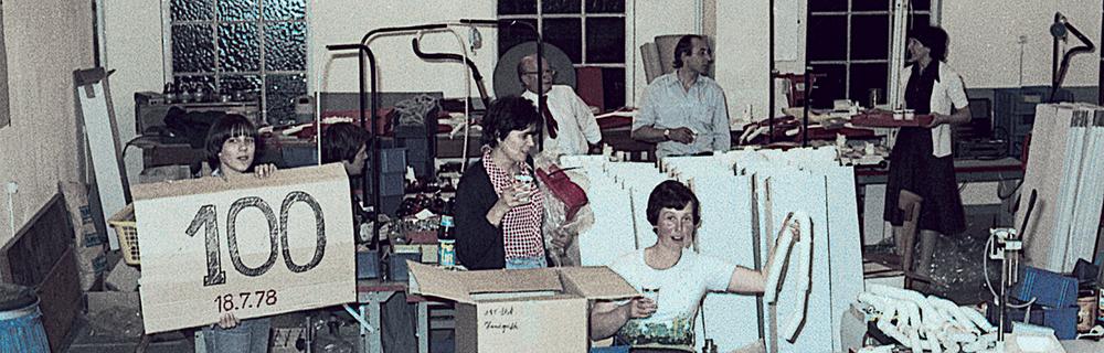 40 Jahre SEBO Stein & Co.