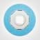 Blue Floor Pad -