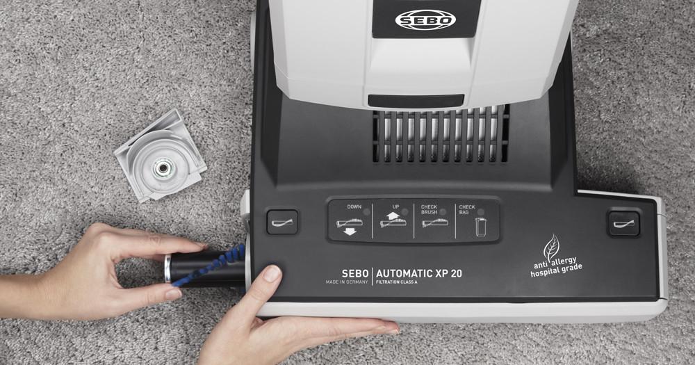 SEBO AUTOMATIC XP 20